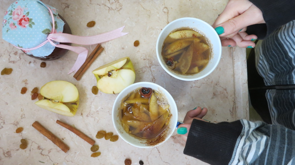 apple hot cider henya mania