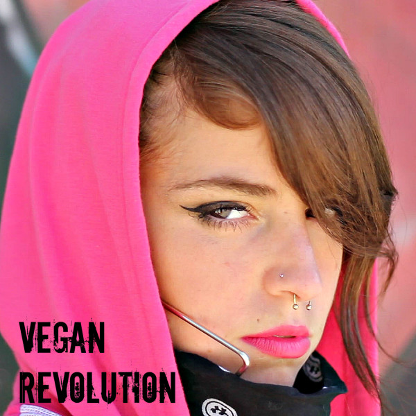 Henya Mania – Vegan revolution original song single cover